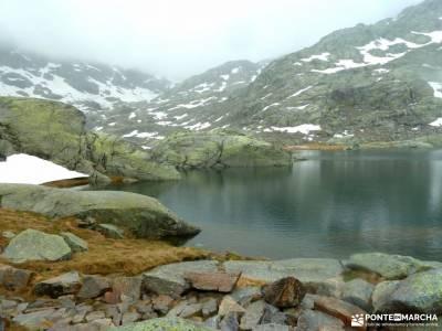 Laguna Grande-Sierra de Gredos; viajes para singles ruta de cares sierra de guadalupe mariña lucens